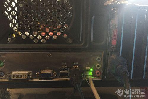 电脑信号线