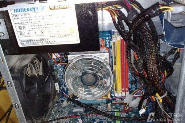 电脑显示主板温度过高怎么办