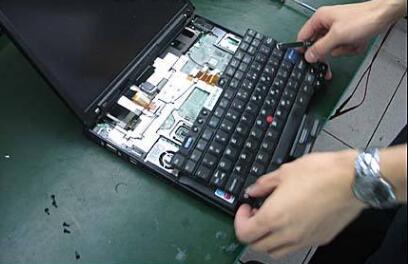 笔记本键盘按键错乱怎么恢复